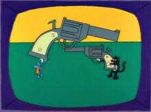 Comichão e coçadinha pistolas 02x09 G1