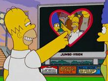 Homer risada jumbo vision