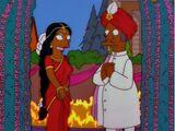 Mère hindoue, fils indigne
