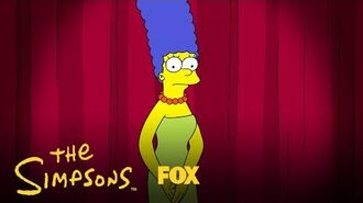 Marge Simpson Has Something To Say THE SIMPSONS