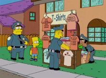 Bart e o rapa