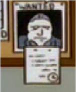 Fat Tony Wanted Poster