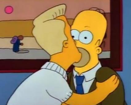 Simpsonovci Bart Gay porno