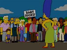 Marge envergonha povo 18x18