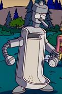 Robot Urinal