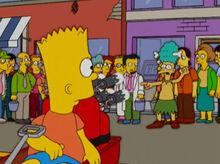 Bart carrinho extintores população