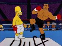 Drederick Tatum e Homer