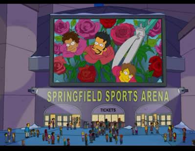 Estádio de Springfield