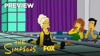 Preview The Simpsons Are A Total Drag Season 30 Ep. 7 THE SIMPSONS