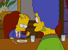 Bart mousses brownies marge