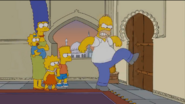 Chasing couch gag (7)