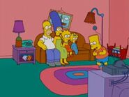 Couch Gag Season 16 Ep 17