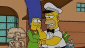 Marge reste de la glace