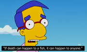 Milhouse-fish