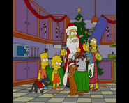 The Simpsons' Christmas Message -00020