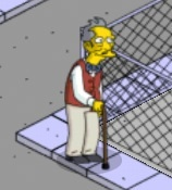 Giuseppe in Tapped Out