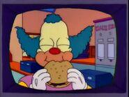 Krusty the burger