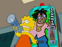 Lisa scammer maq