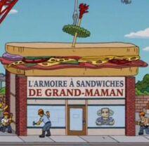 Sandwicherie Simpson