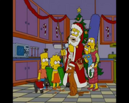 The Simpsons' Christmas Message-00002