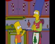 The Simpsons' Christmas Message -00002