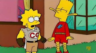 The Simpsons – Treehouse of Horror X – clip6