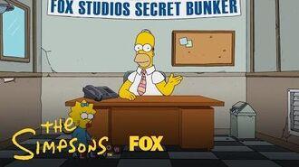 Homer Live East Coast Season 27 The SIMPSONS