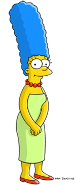 Файл:Marge Simpson.png