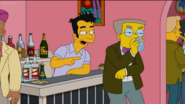The burns cage - smithers and julio 3