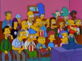 Theatre couch gag