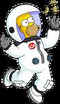 Deep Space Homer Unlock