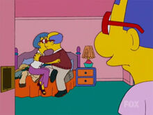 Milhouse pais amasso