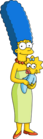 Tapped Out Unlock Marge