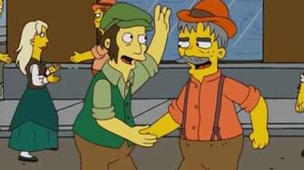 The Simpsons An Irish Lullaby
