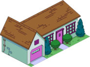 Wiggum House Tapped Out