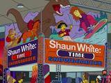 Shaun White: Time Snowboarding
