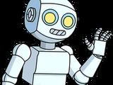 Charles Montgomery Burns' robots
