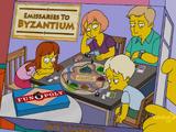 Emissaries to Byzantium