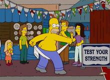 Homer dancinha
