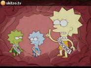 Inside Lisa's brain