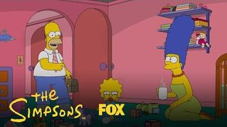 Maggie May Have Found Love Season 31 Ep. 18 THE SIMPSONS