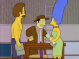 Flanders and Marge's Rehearsal Song