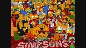 "The Simpsons The Yellow Album- ""Twenty-Four Hours A Day"" by Apu and The Squishies"
