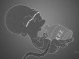 Unborn Spuckler Baby