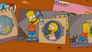Bart wash drowning Lisa