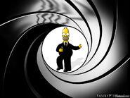 Homer Skyfall