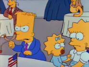 Mr. Lisa Goes to Washington 128