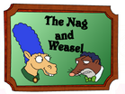 The Nag and Weasel by LeeRoberts