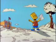 Bart overjoyed