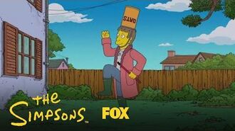 Mr. Skinner's Mother Delivers His Letter From Ohio State University Season 29 Ep. 5 THE SIMPSONS